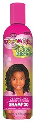 African Pride Dream Kids Olive Miracle Detangling Shampoo