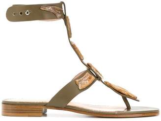 f3b95cfb824 RED Valentino Women s Sandals - ShopStyle