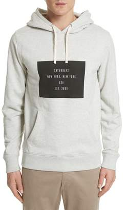 Saturdays NYC Ditch Graphic Hoodie