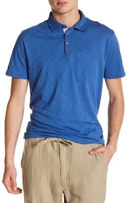 Toscano Short Sleeve Polo