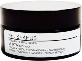 Khus+Khus Surya Body Wax