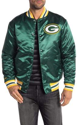 Mitchell & Ness NFL Green Bay Packers Satin Jacket