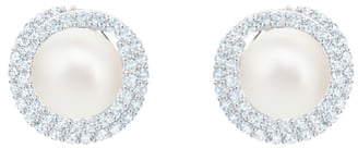 Swarovski Originally Imitation Pearl Stud Earrings