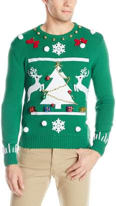 Your Own The Ugly Christmas Sweater Kit Men's Make Ugly Christmas Sweater