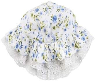 Mud Pie Floral Eyelet Sun-Hat