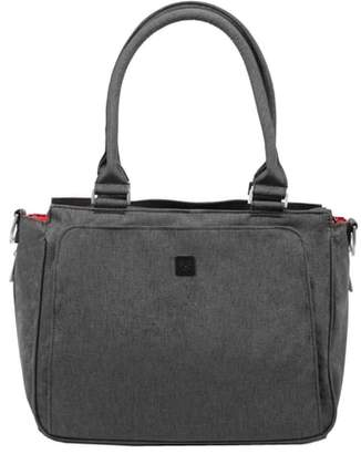 Ju-Ju-Be 'Be Classy - Onyx Collection' Messenger Diaper Bag
