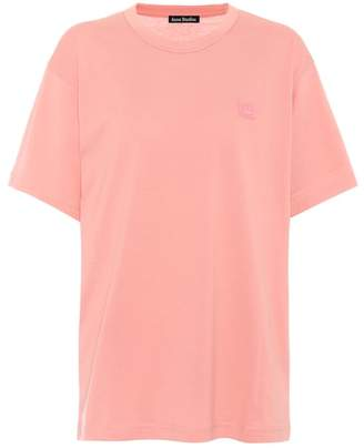 Acne Studios Nash Face cotton T-shirt