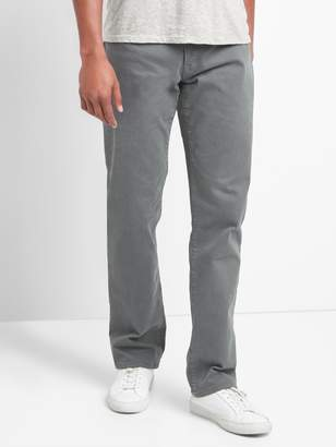 Gap Color Jeans in Straight Fit With GapFlex