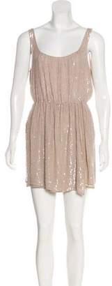 Renzo + Kai Sleeveless Mini Dress