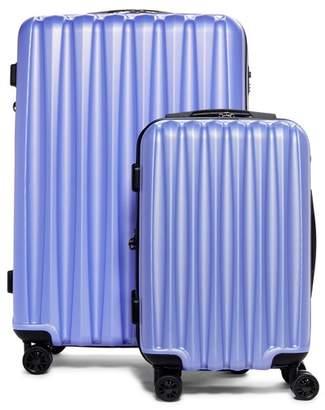 CalPak LUGGAGE Verdugo 2-Piece Spinner Luggage Set