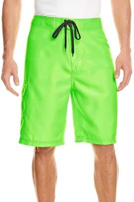 Burnside Solid Board Shorts.B9301