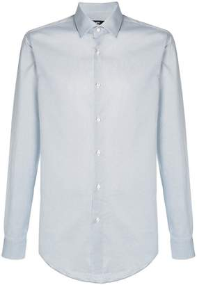 HUGO BOSS micro dot printed shirt