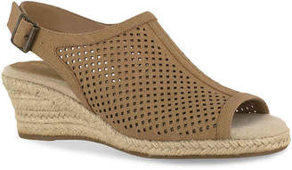 Easy Street Shoes Stacy Espadrille Wedge Sandal - Women's
