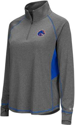 Women's Boise State Broncos Sabre Pullover