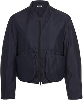 Jil Sander Short Pocket Bomber Jacket