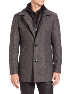Hugo BossHUGO BOSS Wool Blend Jacket
