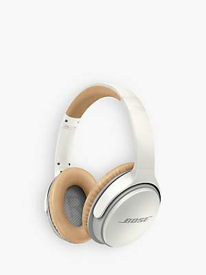 Bose SoundLinkTM AE2 Wireless Bluetooth Over-Ear Headphones with Built-In Microphone