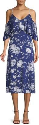 Rachel Pally Women's Jae Printed Midi Dress