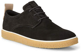 Ecco Crepetray Leather Oxfords