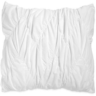THE PIONEER WOMAN The Pioneer Woman Ruched Chevron Sham Set, White