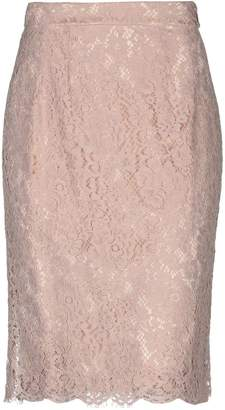 Dolce & Gabbana Knee length skirts - Item 35386176JK