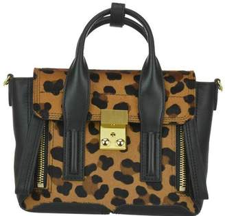3.1 Phillip Lim Pashli Leopard Bag