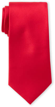Pierre Cardin Red Satin Tie