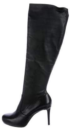 Le Silla Lambskin Knee-High Boots