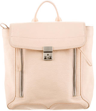 3.1 Phillip Lim Leather Pashli Backpack $445 thestylecure.com