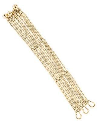 Cartier 18K Draperie De Decollete Bracelet