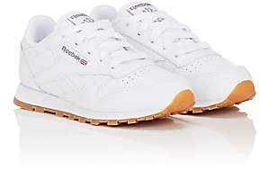 Reebok Kids' Classic Leather Sneakers - White