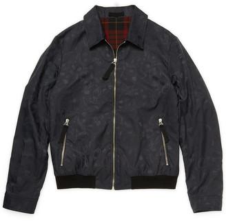 Alexander McQueen Spread Collar Jacket