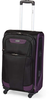 "Samsonite 26"" Purple & Black Impulse 2 Upright Spinner"