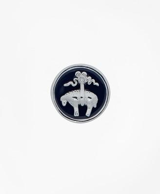 Brooks Brothers Enamel Lapel Pin