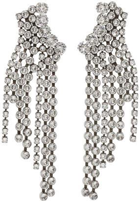 Isabel Marant Silver Cascading Earrings