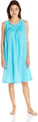 Shadowline Women's Petals 40 Sleeveless Waltz Gown