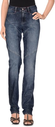 9.2 By Carlo Chionna Denim pants - Item 42474223PL