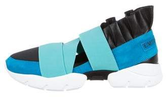 Emilio Pucci City-Up Slip-On Sneakers w/ Tags