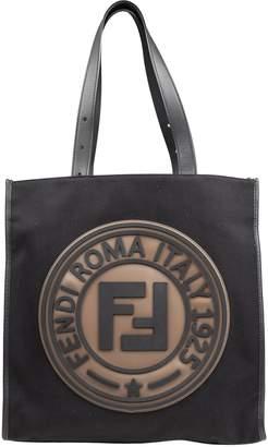 Fendi Logo Shopper Bag