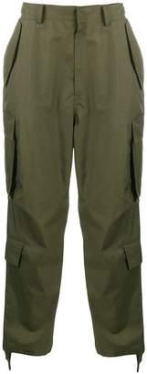 Juun.J multiple pocket cargo trousers