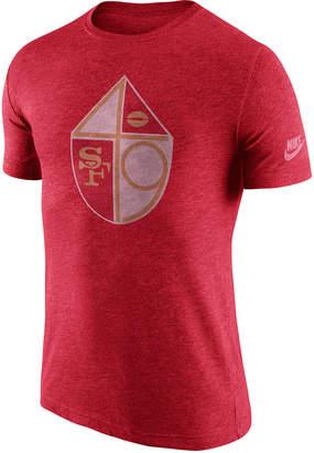 Nike Men's San Francisco 49ers Historic Logo T-Shirt