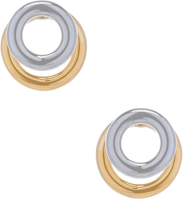 Alexander WangAlexander Wang Double Ring Earring