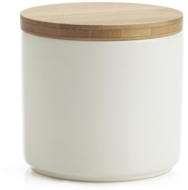 Crate & Barrel Silo 16 oz. Canister