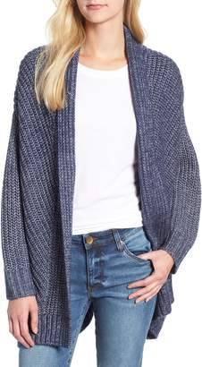 Lou & Grey Blouson Open Cardigan