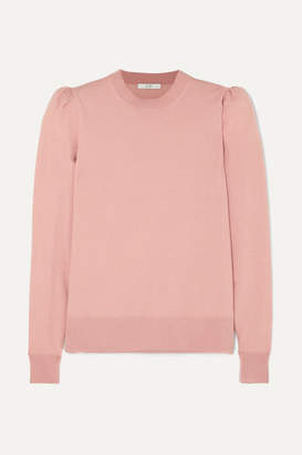 49cefd2324 Co Merino Wool Sweater - Pastel pink