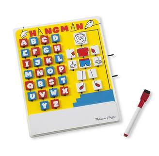 Melissa & Doug Flip to Win Hangman Travel Word Game
