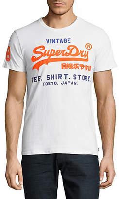 Superdry Shirt Shop Cotton T-Shirt