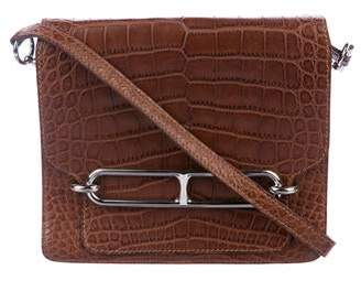 b52c4601ef7 Hermes Brown Shoulder Bags - ShopStyle