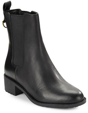 Cole Haan Cole Haan Daryl Waterproof Leather Chelsea Boots