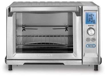 Cuisinart® Stainless Steel 6-Slice Rotisserie Convection Toaster Oven Broiler